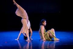 Réveillez-vous d'un rêve 4-Act 1 : Pays des merveilles Dormir-moderne de danse photo libre de droits