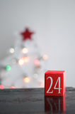 Réveillon de Noël Image stock