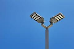 Réverbère de LED Images stock