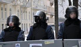Révolution Advantages_55 de Kyiv Maidan Images stock
