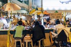 Révolution de parapluie en Hong Kong 2014 Images stock
