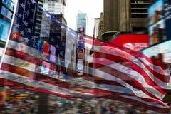 Rêve américain Photos libres de droits