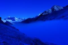 Rêve bleu Images libres de droits