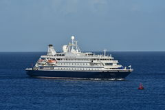 Rêve 1 Bridgetown de approche Barbade de mer Photo stock