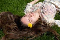 Rêve d'été Images stock