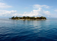 Rêve d'île Photos libres de droits