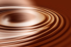 Rêve de chocolat Image stock