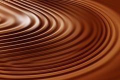 Rêve de chocolat Photos libres de droits