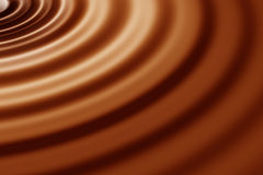 Rêve de chocolat Photo libre de droits