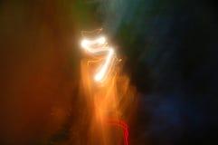 Rêve de couleur Image libre de droits