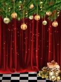 Rêve de Noël Image stock