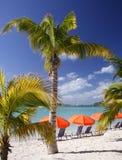 Rêve des Caraïbes Photo libre de droits