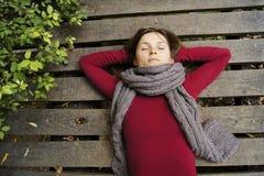 Rêver à l'extérieur Photographie stock