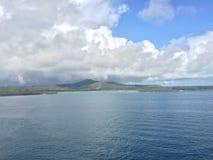 Rêver d'île Images libres de droits