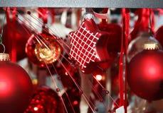 Rêver de Noël blanc photographie stock