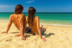 Rêver des couples Photo libre de droits