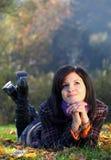Rêverie Photo stock