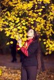 Rêves d'automne Photo libre de droits