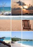 Rêves de vacances Image libre de droits