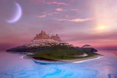 Rêves lilas Image libre de droits