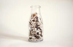 Rêves mis en bouteille photographie stock
