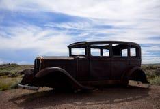 Rêves perdus sur Route 66 Images libres de droits