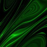 Rêves verts Photo stock
