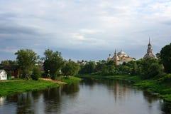Río Foto de archivo