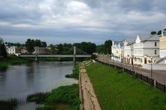 Río Imagen de archivo libre de regalías