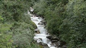 Río alpestre metrajes