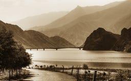 Río amarillo de Huangnan Imágenes de archivo libres de regalías