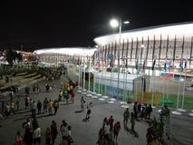 Río 2016 - arena Carioca 1 Fotos de archivo libres de regalías