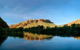 río Australia del ord fotografía de archivo