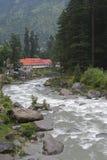 Río Beas Imagen de archivo