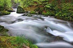 Río blanco Fotos de archivo libres de regalías