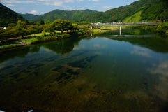 Río cristalino Foto de archivo libre de regalías