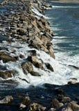 Río de Adda Fotografía de archivo