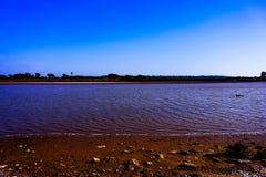 Río de Agadir imagen de archivo