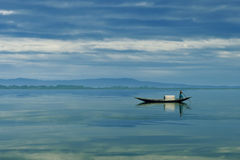 Río de Bangladesh Fotografía de archivo libre de regalías