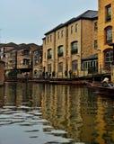 Río de Cambridge Fotografía de archivo