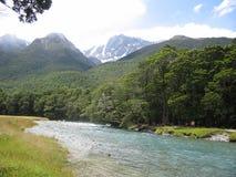 Río de Caples Foto de archivo