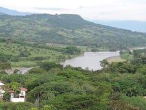 Río de Cauca Imagen de archivo
