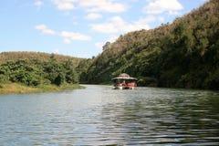 Río de Chavon foto de archivo libre de regalías