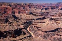 Río de Colorado Imagen de archivo