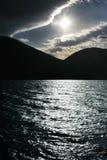 Río de Danubio foto de archivo