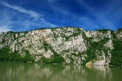Río de Danubio Fotos de archivo