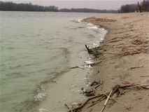 Río de Dnieper metrajes