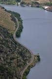 Río de Douro Fotos de archivo
