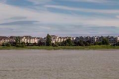 Río de Fraser Foto de archivo