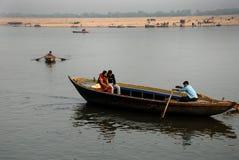 Río de Ganges Fotos de archivo libres de regalías